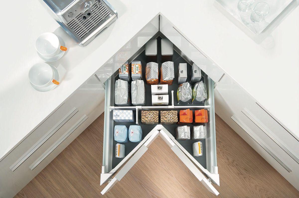 Keuken-, Ladenfront vervangen